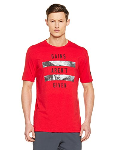 Under Armour Gains Arent Given SS Camiseta Manga Corta