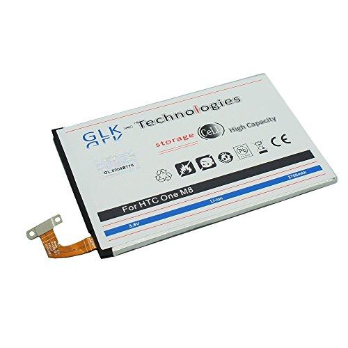 GLK-Technologies® // Akku mit 2700 mAh //