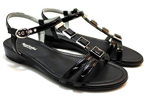 Nero Giardini P513011 Nero Calzature Sandali Eleganti Tacchi Alti Scarpe Donna Nero