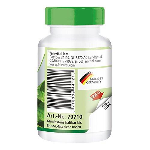 Chlorophyll Kautabletten mit Minzaroma - Großpackung für 100 Tage - VEGAN - 100 Kautabletten - 3