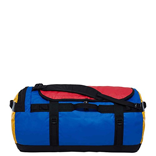 The North Face Unisex Reisetasche Base Camp Bright Cobalt Blue/TNF Black