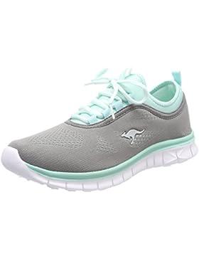 KangaROOS Unisex-Kinder K-Run Neo Sneaker