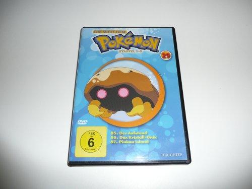 Die Welt der Pokèmon, Staffel 1-3, DVD Nr. 29