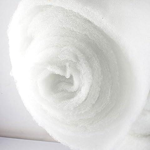 algodón de 5 x Navidad nieve de nieve Navidad nieve nieve artificial simulación de algodón blanco de nieve navidad ornamento 1M