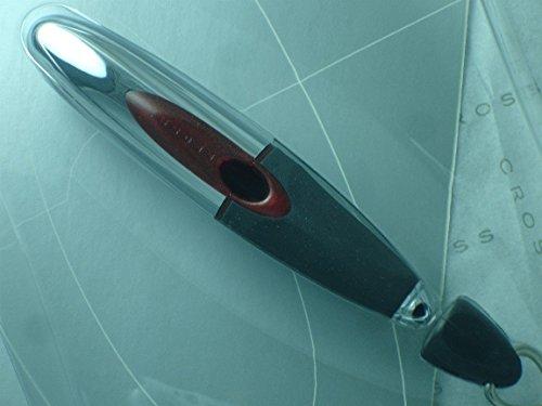 Batería de ión de litio de la Cruz de Metal negro de la pluma de tinta de Gel, de tinta negra para impresoras, acabado en cromo/Color negro cañón de pistola de paintball de categoría: del rodillo de bola, de Gel de tinta de la pluma