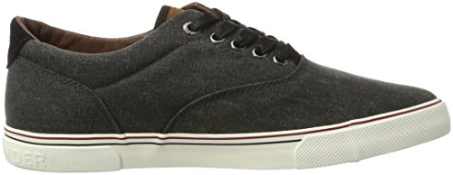 Salamander Herren Carter Low-top Schwarz (nero)