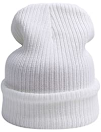BangBang Cappello Invernale da Uomo e da Donna Cappelli da Donna Cappello  di Maglia Unisex Copricapo 6ea914390caf