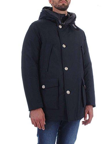 Woolrich Herren Eskimo Melton Blue