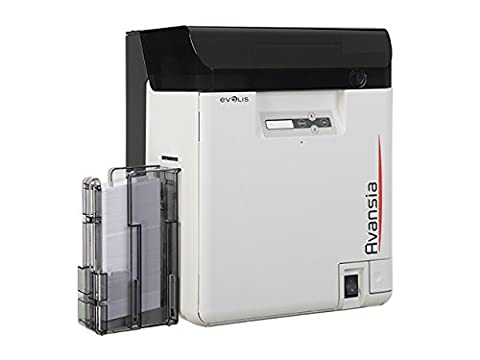 Evolis avansia simple/double face retransfert Carte Imprimante–Smart Card/sans contact avec HID Veri/Classe