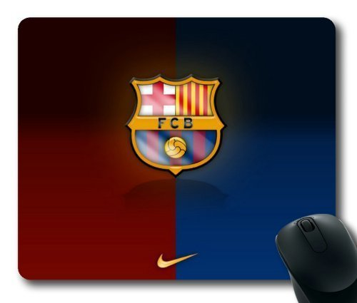 Preisvergleich Produktbild FC Barcelona Logo Mouse Pad/Mouse Mat Rectangle by ieasycenter