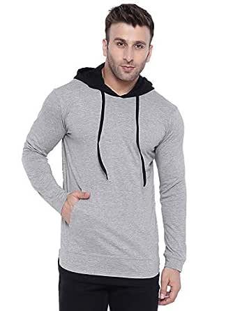 GRITSTONES Men's Plain Regular Fit T-Shirt