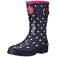 Joules Printed Welly, Girls