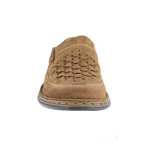 Ara 11–17212–04 chaussures pour homme marron (café) taille nubuck Marron - Marron