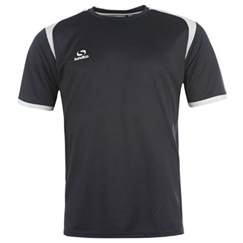 Sondico - Maglietta sportiva -  uomo Navy/Bianco