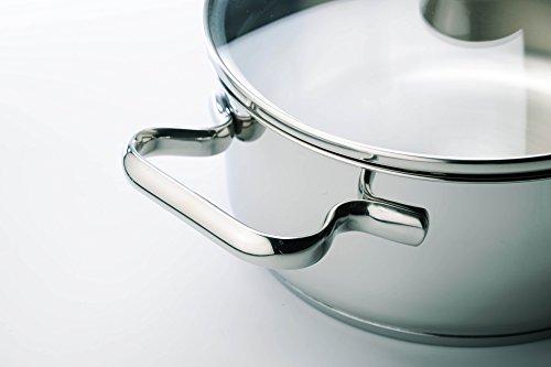 Laufgitter d 24 Cm Baby Fleischtopf Juwel De Luxe Metall Grau Elo 68224