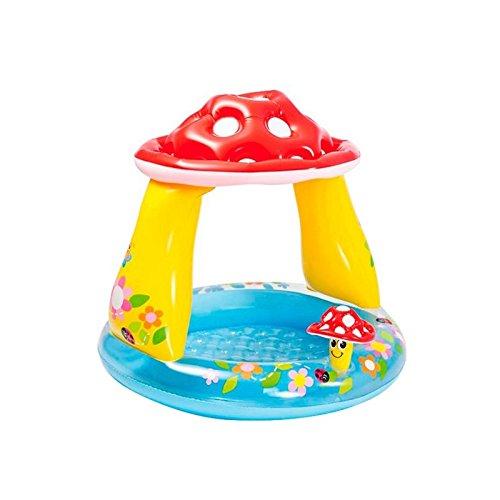 Intex 57114 - piscina baby fungo, 102 x 89 cm
