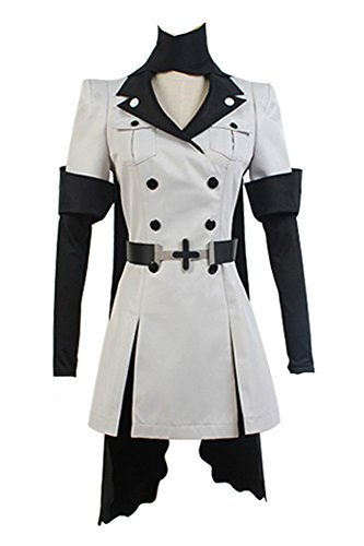 Fuman Akame ga KILL! Esdeath Empire Uniform Outfit Cosplay Kostüm (Kostüm Das Cosplay Akame)