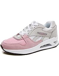 Peggie House,Zapatos para Correr Zapatillas para mujer Zapatillas de running Zapatillas de Deporte zapatos del aire 35-40