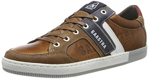Gaastra William M, Sneakers Basses Homme, Marron (Cognac 2400), 43 EU
