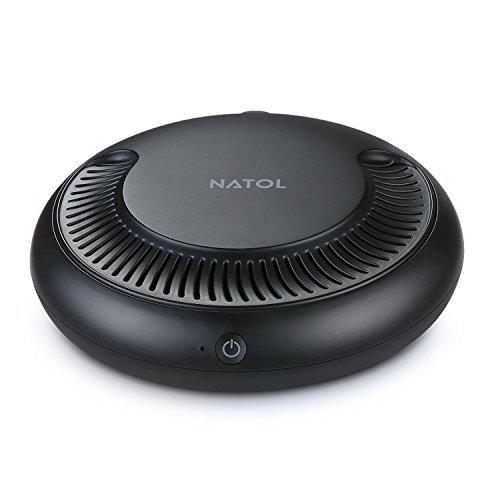 NATOL-Ionizzatore-Purificatore-dAria-Auto-con-Filtro-HEPA-Deodorante-per-Auto-Rimuove-Odore-di-Fumo-Allergeni-Pollini-Polvere-Muffa-Peli-di-Animali-Domestici-Odore-Cattivo-Gas-Nocivo