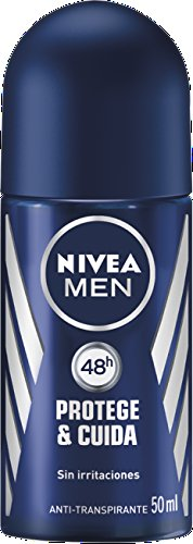 NIVEA MEN Protege & Cuida Desodorante Roll On - 50