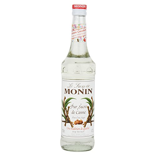 Monin Pur Sucre de Canne Syrup Syrups and Cordials