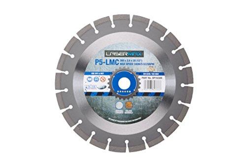 309p5-lmc Lasermax Klinge für Beton und armiertem Beton, silber, 300x 20mm ()