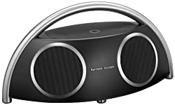 Harman Kardon Go + Play Wireless Bluetooth Hi-Fi Speaker (Black)