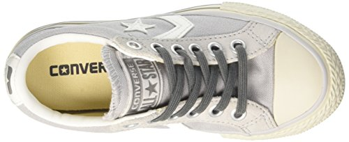 Converse Kinder-Unisex 656839c Outdoor Fitnessschuhe Multicolore (Ash Grey/Turtledove/S.White)