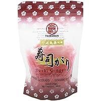 Taikoban - Jengibre rosa macerado vinagre para sushi Amazu Shoga Japón