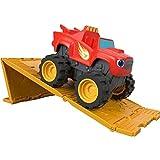 Blaze y los Monster Machines- Tractor Todoterreno motorizado (Mattel FHV13)
