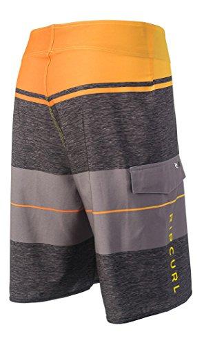 Rip Curl MIRAGE Herren Boardshorts schwarz / orange