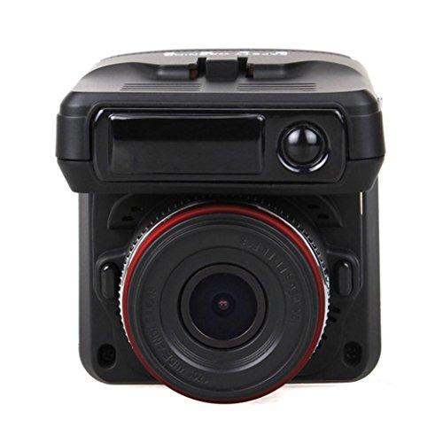 MuSheng Auto Recorder Radar 2in1 Recorder 1080P HD Kamera Digitalkamera-Unterstützung