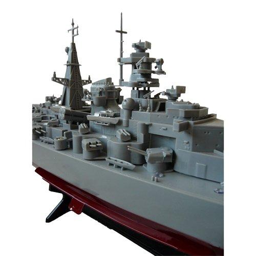 Seruna RC Ferngesteuertes Schlachtschiff Bismarck - 6