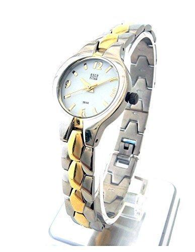 Osco-Bracciale in titanio-Orologio donna gioielli band 06135003