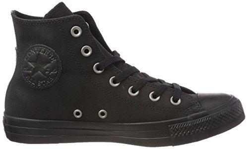 Converse Ctas Hi, Baskets Hautes Mixte Adulte, Schwarz (Black/Black/Black) Schwarz (Black/Black/Black)