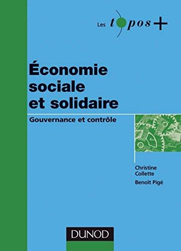 Économie sociale et solidaire : Gouvernance et contrôle (Management Sup)