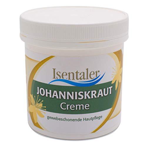 Johanniskraut-Creme mit wertvollen Kamillen-Öl Hergestellt in Deutschland