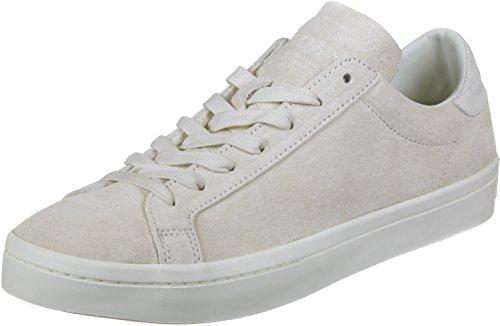 adidas Courtvantage Bz0433, Chaussures de Fitness Homme Blanc (Casbla / Casbla / Casbla)