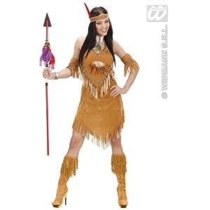 WIDMANN wid73883?Disfraz para adultos Indiana, multicolor, L