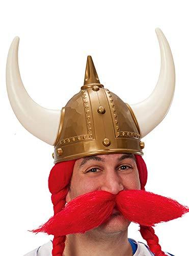 Elmo Vikingo Con Corna