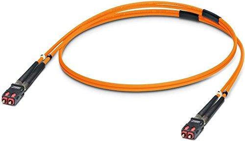 Phoenix 2901825-Kabel Glasfaserkabel/oder Leuchtstofflampe mm Patch 5scrj-scrj -