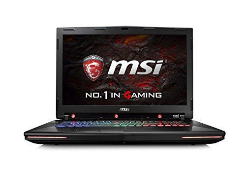 MSI GT72VR 6RE Dominator Pro Tobii 17.3-inch Laptop (Core i7-6700HQ/16GB/1TB/Windows...