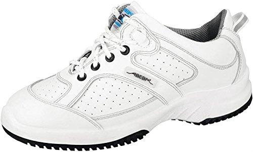 Abeba Uni6 6730-36 Chaussure bas Blanc Taille 36