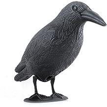Spaventapasseri - Corvo Sintetico contro Altri Uccelli Piccoli #783