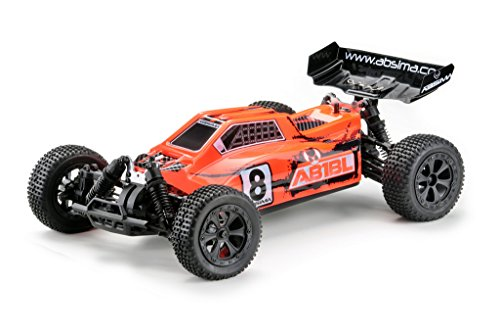 Absima Hot Shot Series 12210 - Allrad RC Car 1:10 Elektro Buggy AB1BL 4WD Brushless RTR