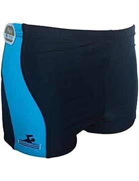 Jungen Schwarz Swim Trunk Shorts.