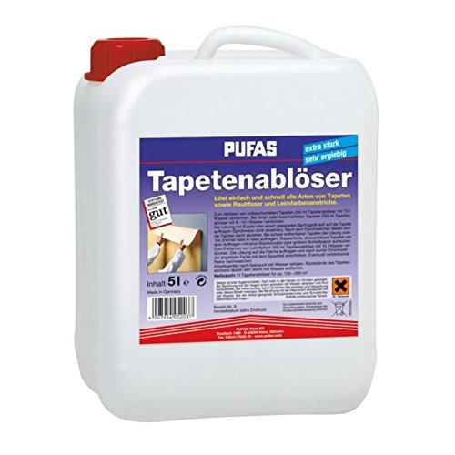 Pufas Tapeten- und Leimfarbe Ablöser 5,000 L