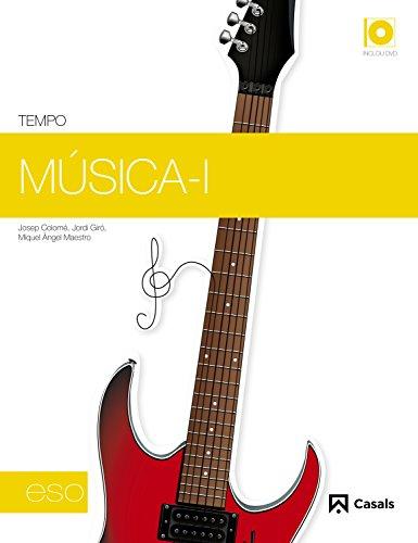 Música-I ESO (2011) - 9788421843451