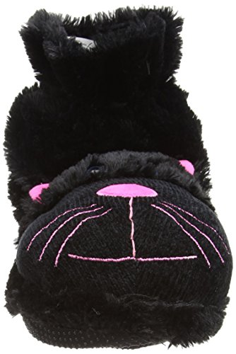 Fun Schwarz Shoes Black Unisex Feet Hausschuhe Aroma erwachsene black Home Cat For wgfwIqT